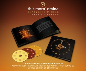 THIS MORN OMINA Kundalini Rising (3CD im Buch Format) 2017 LTD.200
