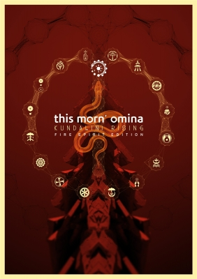 THIS MORN OMINA Kundalini Rising (Fire Spirit Edition) 3CD 2017 LTD.300