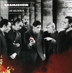RAMMSTEIN Live Aus Berlin CD 1999
