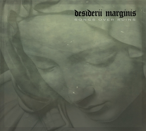 DESIDERII MARGINIS Songs Over Ruins CD Digipack 2017 LTD.500