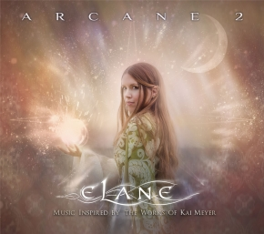 ELANE Arcane 2 (Limited Bundle) CD + T-SHIRT + Button + Sticker 2017 (VÖ 07.04)
