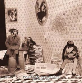 POSITION PARALLELE En Garde a Vue LP PINK VINYL 2017 LTD.250