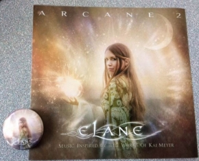 ELANE Arcane 2 (Limited Bundle) CD Digipack + T-SHIRT + Button + Sticker 2017