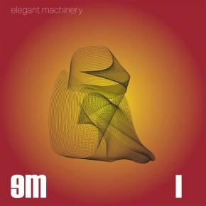 ELEGANT MACHINERY I (One) EP CD 2017 LTD.333