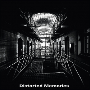 LIQUID TRAUMA Distorted Memories CD Digipack 2017 LTD.300