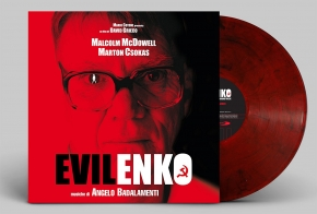 ANGELO BADALAMENTI Evilenko LP RED VINYL 2017 LTD.499