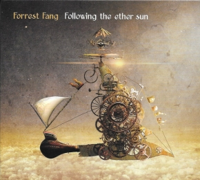 FORREST FANG Following the Ether Sun CD Digipack 2017 LTD.300