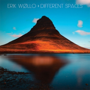 ERIK WOLLO Different Spaces 2CD Digipack 2017