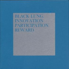 BLACK LUNG Innovation, Participation, Reward CD Digipack 2014 ant-zen