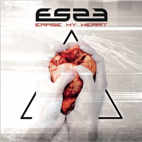 ES23 Erase My Heart CD 2017