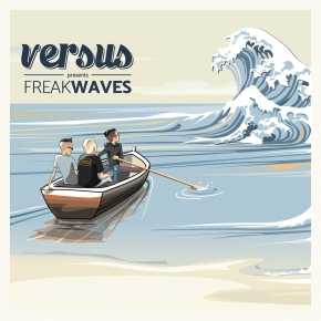 VERSUS Freakwaves LIMITED CD Digipack 2017