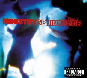 MINISTRY Sphinctour (Re-Release) CD Digipack 2017