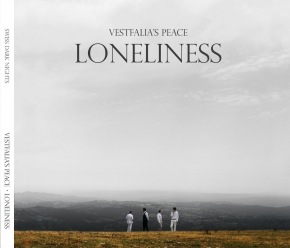 VESTFALIA'S PEACE Loneliness CD Digipack 2017 LTD.500