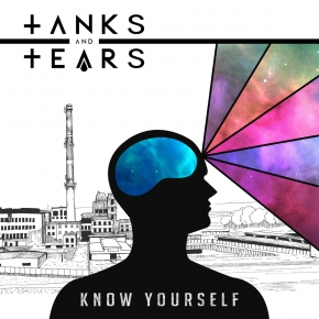 TANKS AND TEARS Know yourself CD Digipack 2017 LTD.300