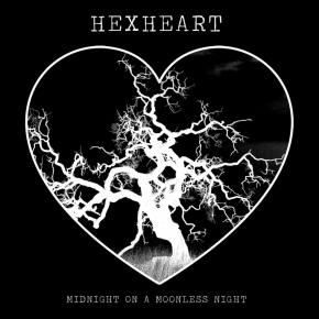 HEXHEART Midnight On A Moonless Night CD 2017