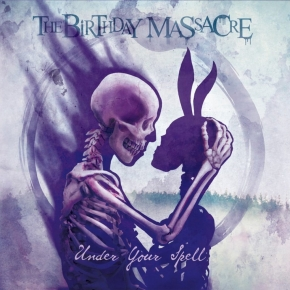 THE BIRTHDAY MASSACRE Under Your Spell LIMITED LP BLACK VINYL 2017 (VÖ 09.06)