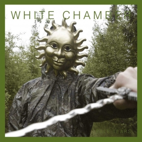 "WHITE CHAMBER Pale Tears 7"" VINYL 2017 LTD.250"