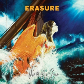 ERASURE World Be Gone CD Digipack 2017