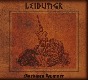 LEIDUNGR Nordiska Hymner CD Digipack 2017 LTD.500