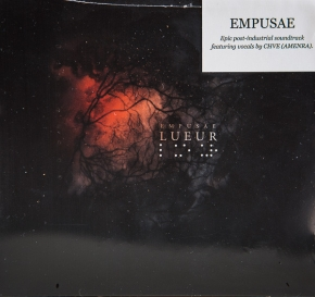 EMPUSAE Lueur CD Digipack 2017