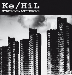 KE/HIL Syndrome/Antidrome BLACK COVER LP VINYL 2017 LTD.250
