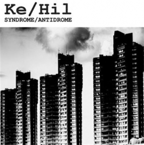KE/HIL Syndrome/Antidrome WHITE COVER LP VINYL 2017 LTD.250