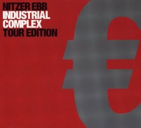 NITZER EBB Industrial Complex (Tour Edition) CD Digipack 2010