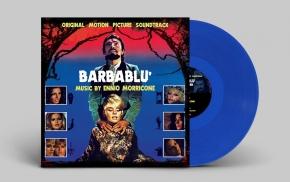 ENNIO MORRICONE Barbablu LIMITED LP BLUE VINYL RSD 2017