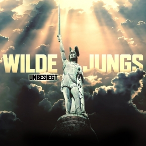 WILDE JUNGS Unbesiegt LIMITED 2CD Digipack 2017