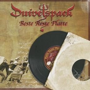 DUIVELSPACK Beste Reste Platte CD 2017