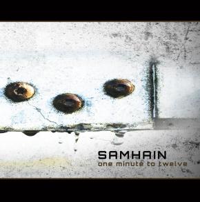 SAMHAIN One Minute To Twelve CD 2017 LTD.333