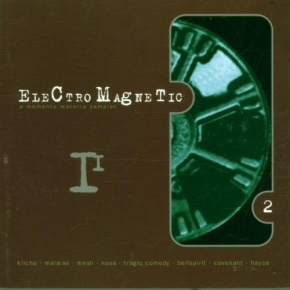 ELECTROMAGNETIC 2 CD 1998 Mesh COVENANT Malaise KLICHE