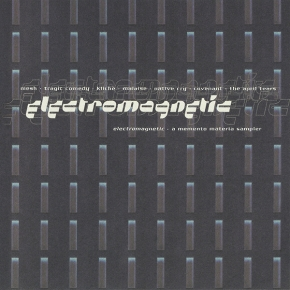 ELECTROMAGNETIC 1 CD 1996 Mesh COVENANT Malaise KLICHE
