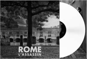"ROME L'Assassin 10"" VINYL 2017 LTD.500"