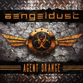 AENGELDUST Agent Orange CD 2017