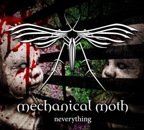 MECHANICAL MOTH Neverything LIMITED CD Digipack 2017