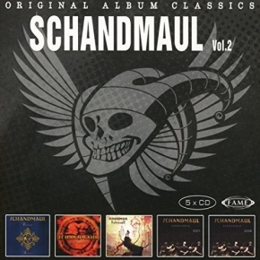 SCHANDMAUL Original Album Classics Vol.2 5CD BOX 2017