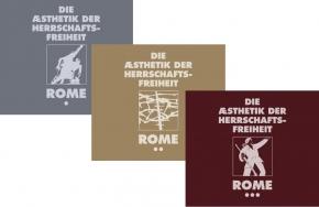 ROME Die Aesthetik der Herrschaftsfreiheit – Band 1+2+3 3CD SET 2012