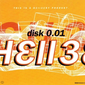 HELLBENT 0.01 CD 1996 H3llb3nt