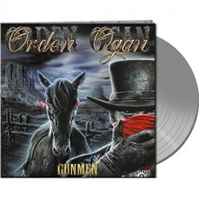 ORDEN OGAN Gunmen LP SILVER VINYL 2017 LTD.500