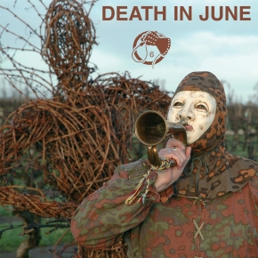 DEATH IN JUNE The Rule of Thirds CD 2017