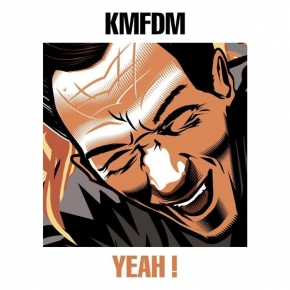 KMFDM Yeah! CD Digipack 2017
