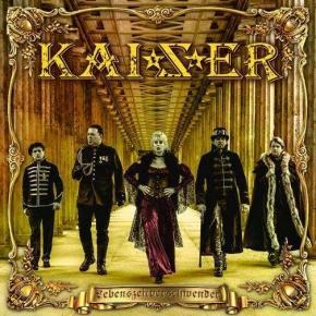 KAIZER Lebenszeitverschwender CD 2017