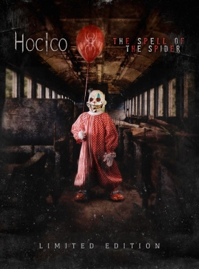 HOCICO The Spell Of The Spider LIMITED 3CD BOX 2017 (VÖ 21.07)