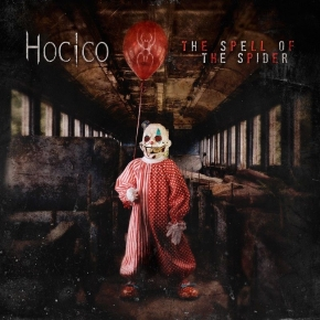 HOCICO The Spell Of The Spider CD 2017 (VÖ 21.07)