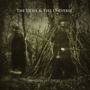 THE DEVIL & THE UNIVERSE Walpern - Redux LP CLEAR VINYL 2017 LTD.500