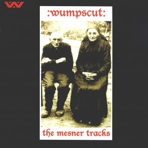 WUMPSCUT The Mesner Tracks CD 1997