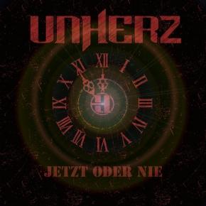 UNHERZ Jetzt Oder Nie LIMITED CD Digipack 2015