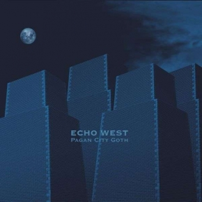 ECHO WEST Pagan City Goth CD Digipack 2017 LTD.400