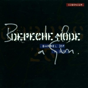 DEPECHE MODE Barrel Of A Gun MCD 1997 CDBONG25
